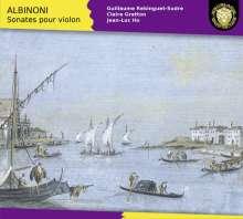 Tomaso Albinoni (1671-1751): Violinsonaten, CD