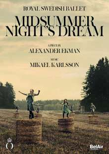 The Royal Swedish Ballet: Midsummer Night's Dream, DVD