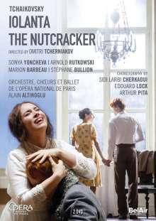 Peter Iljitsch Tschaikowsky (1840-1893): Der Nußknacker op.71, 2 DVDs