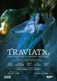 Giuseppe Verdi (1813-1901): La Traviata für Sänger & Kammerensemble, DVD