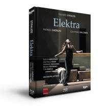 Richard Strauss (1864-1949): Elektra, Blu-ray Disc