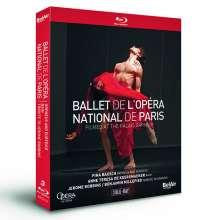 Ballet de l'Opera National de Paris - 3 Ballette, 3 Blu-ray Discs