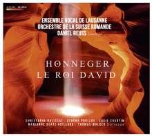 Arthur Honegger (1892-1955): Le Roi David, CD