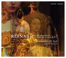 Reinas - Airs en espagnol a la cour de Louis XIII, CD