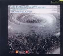 Michelangelo Falvetti (1642-1692): Il Diluvio Universale-Dialog für 5 Solisten & 5 Instrumente, CD