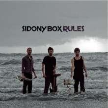Sidony Box: Rules (CD + DVD), 1 CD und 1 DVD