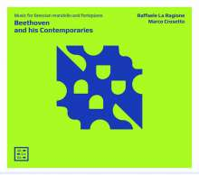 Beethoven and his Contemporaries - Music for Brescian Mandolin & Fortepiano, CD