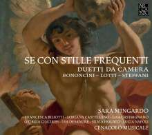 Sara Mingardo - Se Con Stille Frequenti, CD