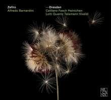 Dresden 1720 - Sonate a tre & a quattro, CD