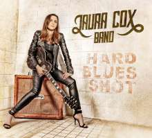 Laura Cox: Hard Blues Shot, CD