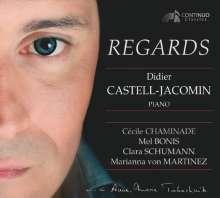 Didier Castell-Jacomin - Regards, CD