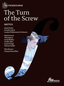 Benjamin Britten (1913-1976): The Turn of the Screw op.54, DVD