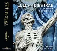Jean-Baptiste Lully (1632-1687): Dies Irae, CD