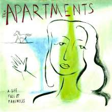 The Apartments: A Life Full Of Farewells, CD