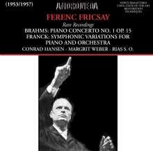 Ferenc Fricsay - Rare Recordings, CD