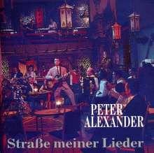Peter Alexander (1926-2011): Filmmusik: Straße meiner Lieder, CD
