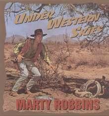 Marty Robbins: Under Western Skies, 4 CDs