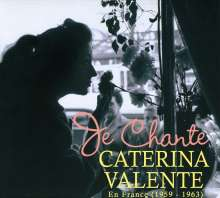 Caterina Valente: Je Chante: Caterina Valente En France (1959 - 1963), 3 CDs