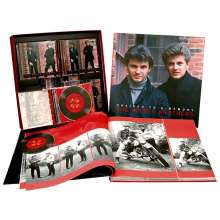 The Everly Brothers: Chained To A Memory, 8 CDs und 1 DVD