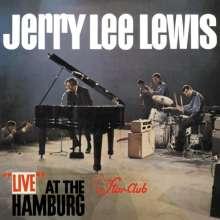 Jerry Lee Lewis: Live At The Star-Club Hamburg (180g), LP