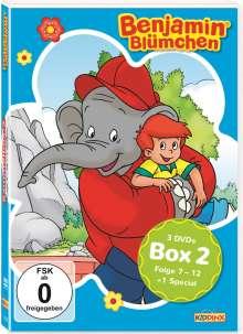 Benjamin Blümchen Box 2, 3 DVDs