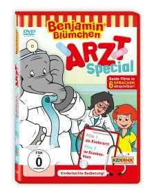 Benjamin Blümchen - Arzt-Special, 2 DVDs