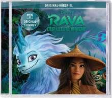 Raya und der letzte Drache, CD