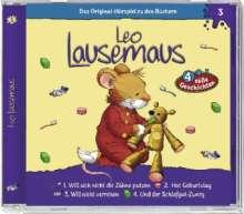 Leo Lausemaus 03 ... will nicht Zähne putzen, CD