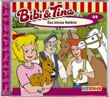 Ulf Tiehm: Bibi und Tina 59, CD