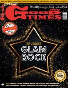 Zeitschriften: GoodTimes - Music from the 60s to the 80s Oktober/November 2021, Zeitschrift