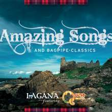 Lagana Feat. Quest: Amazing Songs And Bagpipe-Classics, CD