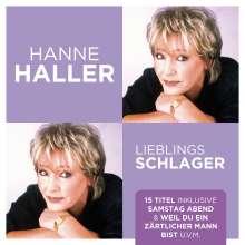 Hanne Haller: Lieblingsschlager, CD