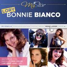 Bonnie Bianco: My Star 2.0, CD