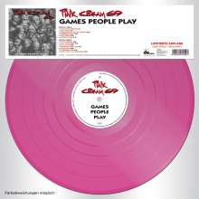 Pink Cream 69: Games People Play (Limited Edition) (Pink Vinyl), LP