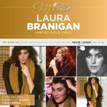 Laura Branigan: My Star (Limited Numbered Edition) (Gold Vinyl), LP