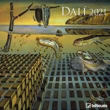 Dalí 2021 Broschürenkalender, Kalender