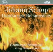 Johann Schop (1590-1667): Tänze, CD