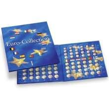 Münzenalbum Euro-Collection Band 1, Buch