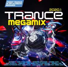 Trance Megamix 2020.1, 2 CDs