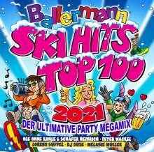 Ballermann Ski Hits Top 100 2021, 2 CDs