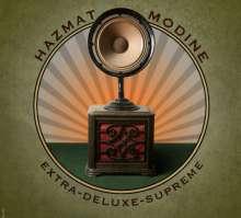 Hazmat Modine: Extra-Deluxe-Supreme, CD