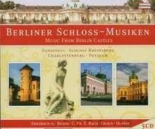 Berliner Schlossmusiken, 5 CDs