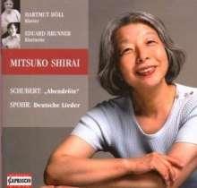 Mitsuko Shirai singt Lieder, CD
