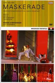 Carl Nielsen (1865-1931): Maskerade (in deutscher Sprache), DVD