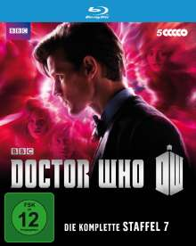 Doctor Who Season 7 (Blu-ray), 5 Blu-ray Discs