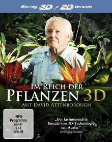 Im Reich der Pflanzen (3D & 2D Blu-ray), Blu-ray Disc
