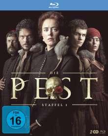 Die Pest Staffel 1 (Blu-ray), 2 Blu-ray Discs