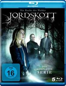 Jordskott (Komplette Serie) (Blu-ray), 5 Blu-ray Discs