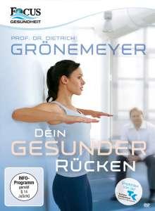 Dein gesunder Rücken mit Dr. Dietrich Grönemeyer, DVD