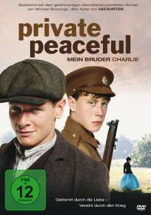 Private Peaceful, DVD